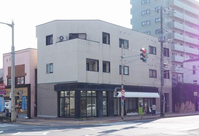 新潟県新潟市中央区東堀通4番町